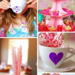 Bella's Sweet Heart Tea Party Ideas