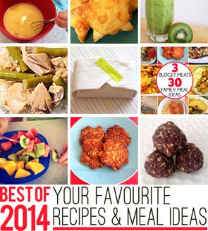 Best 2014 Food