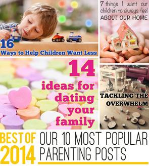 Best 2014 Parenting