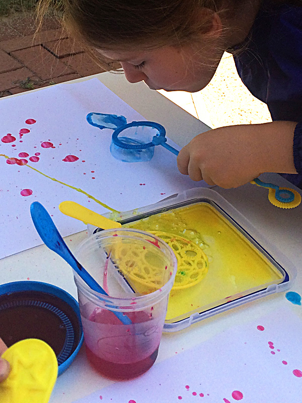 Make Paint For Toddlers