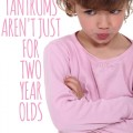 Helping Children Learn to Manage Intense Emotions: Without a Tantrum