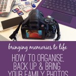 How to Organise, Back Up and Bring Your Family Photos to Life