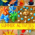 Super fun summer activities for kids
