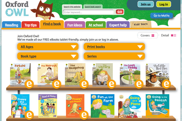 6 Sites Offering Free eBooks Online for Kids