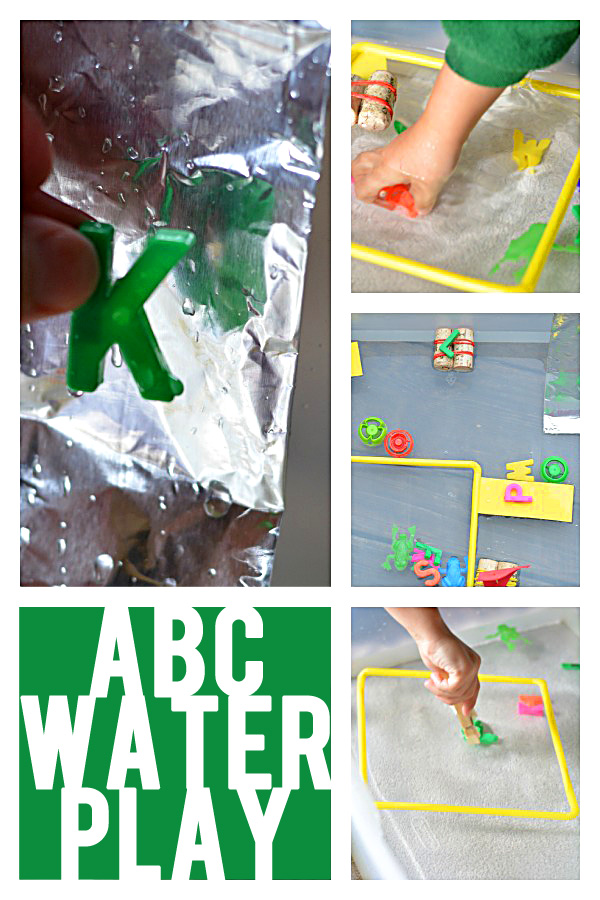 Alphabet Games: ABC Water Play Park