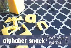 Alphabet-Games-Matching-Snack