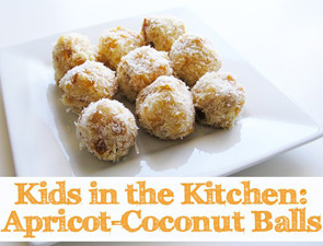 cooking-with-kids-Apricot-Coconut-Balls