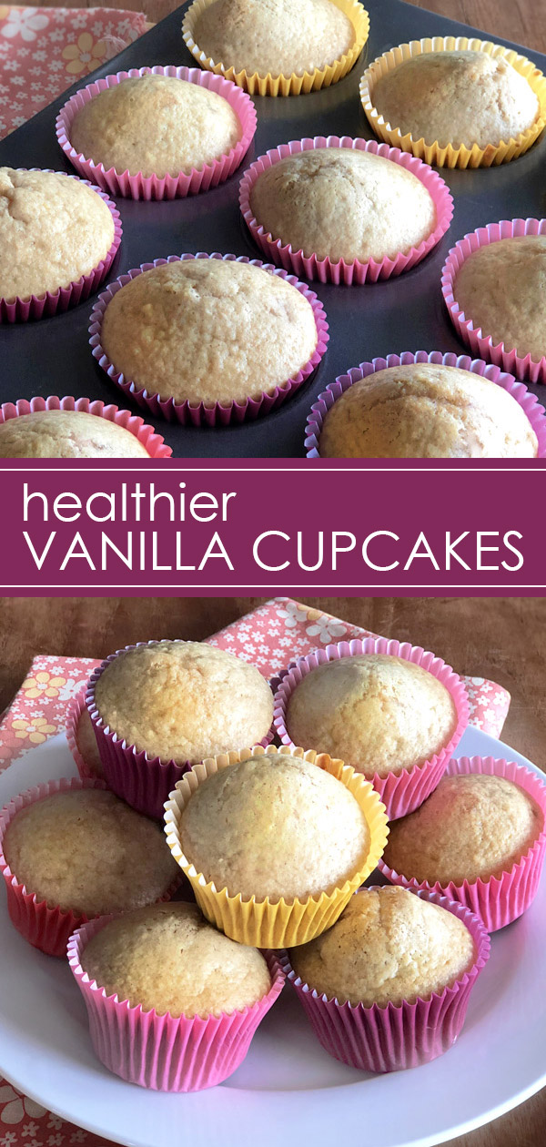 healthy cupcake recipes