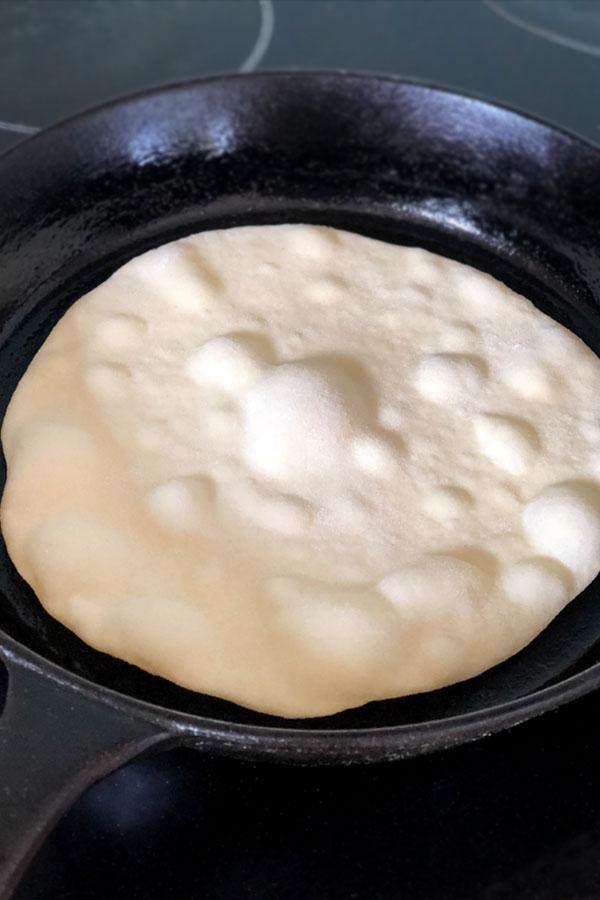 tortilla recipe homemade