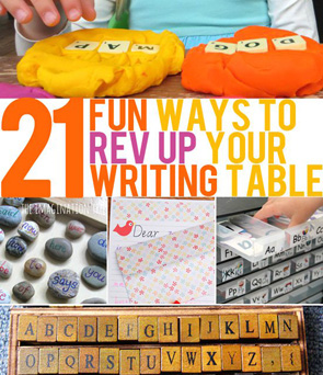 21-Fun-Ways-to-Increase-Interest-in-Your-Writing-Table