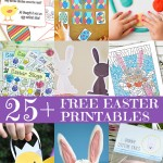 25+ Free Easter Printables