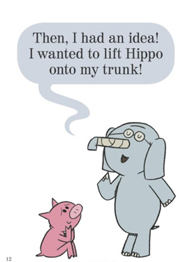 Books for Early Readers_Elephant and Piggie by Mo Willems