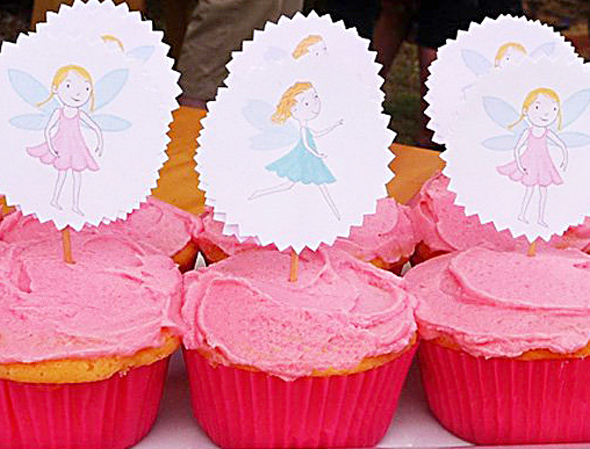 Classic party food ideas: Cupcakes