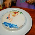 Decorating Cake Birthday Tradition