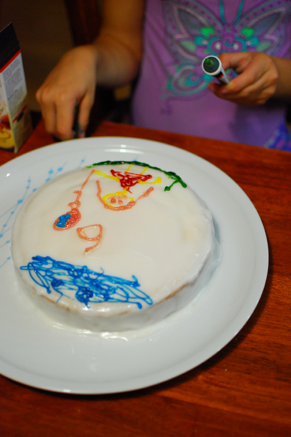 Birthday Traditions for Kids: Decorate Your Own Birthday Cake