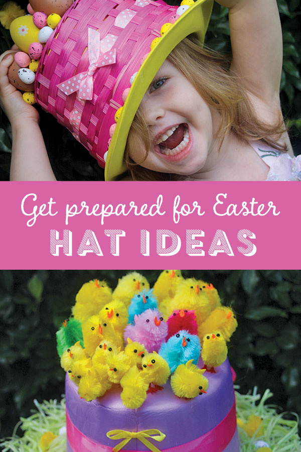 3 fun easter hat parade ideas for 101 crazy crafting ideas