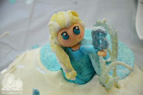 Frozen Elsa Cake Ideas