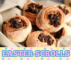 fruit scrolls