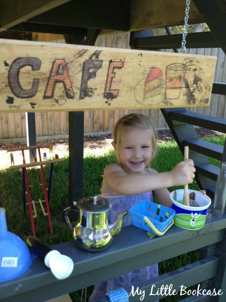 Our Play Space: Backyard Play & Learning