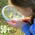 50 Nature Inspired Play and Learning Ideas for Earth Day
