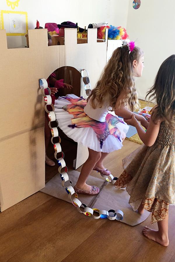 Fairy tale themed birthday party ideas