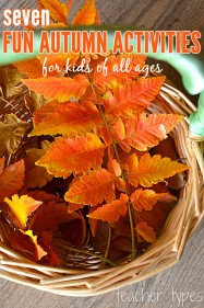 Autumn Activities for Kids of All Ages