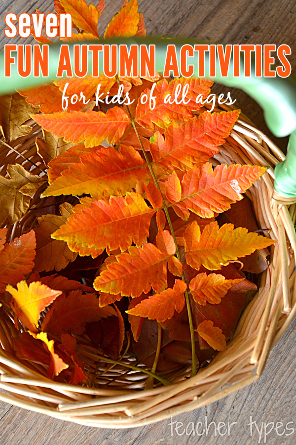 7 Awesome Autumn Activities