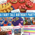 Fairy Tale Themed Birthday Party Ideas