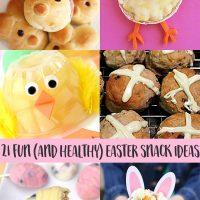 Healthy Easter Snack Ideas for Kids