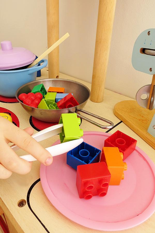 Restaurant play ideas