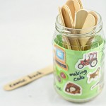 Personalized Writing Jar: Creative Writing Prompts for Kids