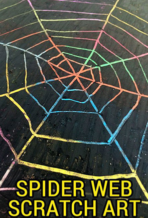 Spider-web-scratch-art-for-Halloween