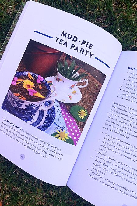 The Garden Classroom by Cathy James: A Review. Garden Play Ideas