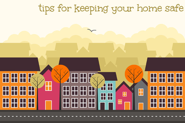 35 Tips for Keeping Your Home and Family Safe