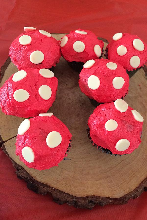 Fairy tale themed party food ideas