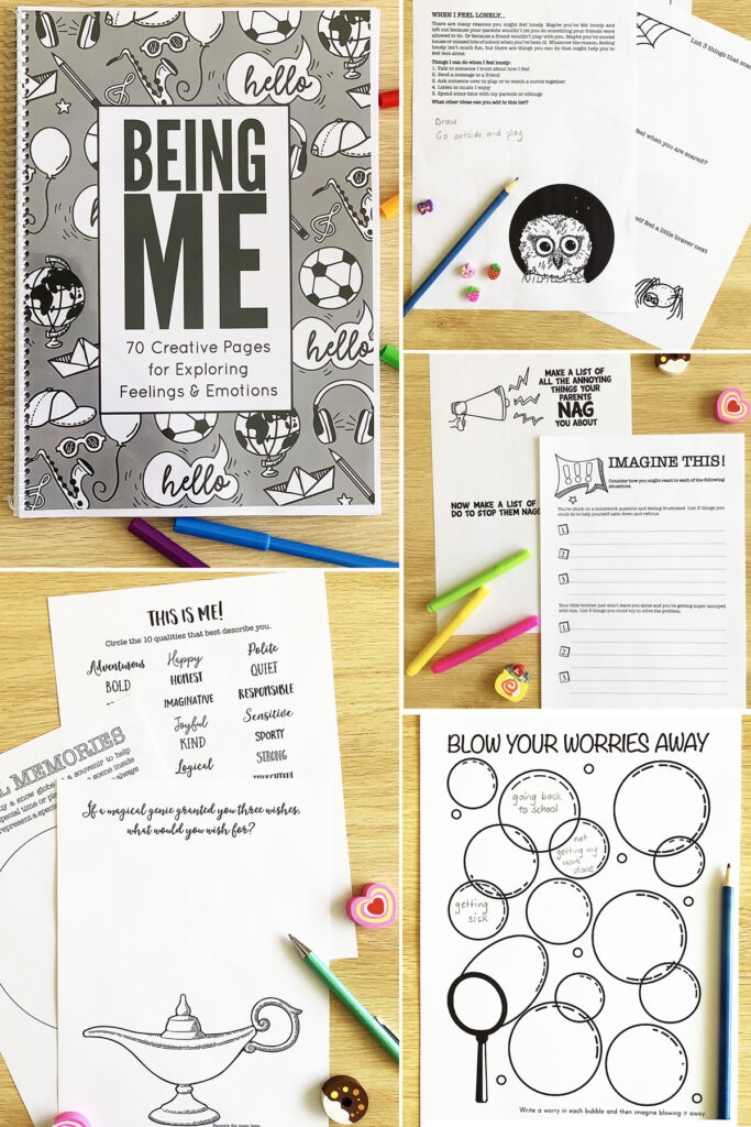 social emotional learning journal