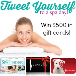 Tweet Yourself! A Giveaway for US Readers