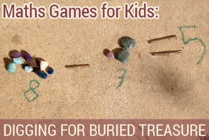 Buried-Treasure-Math-Game