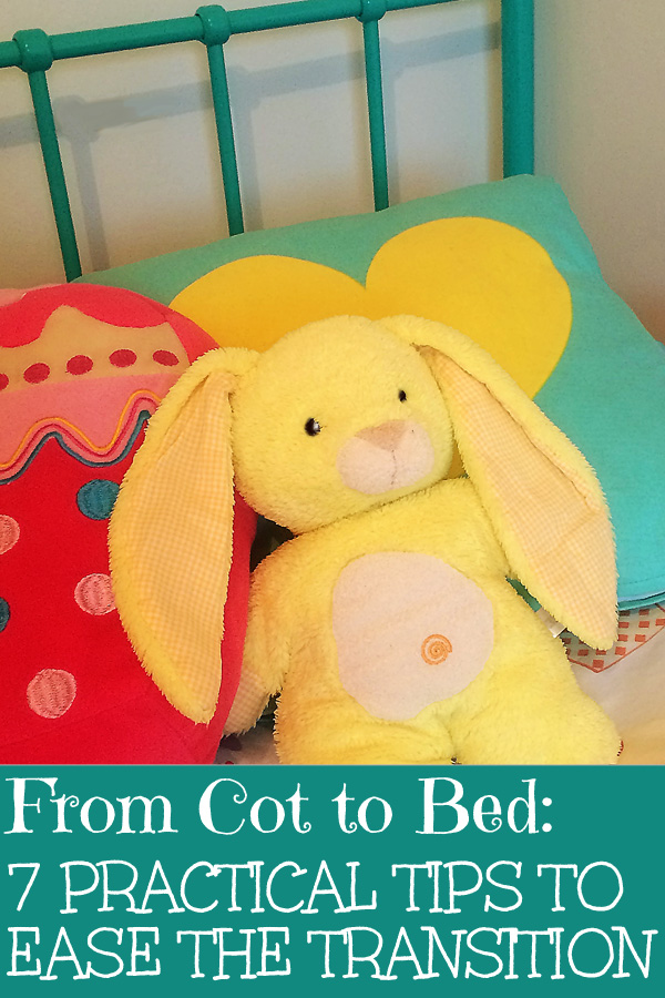 From Cot to Bed: 7 Practical Tips to Ease the Transition