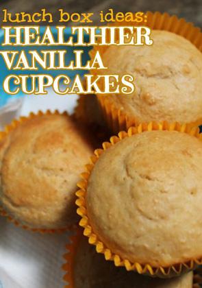 Lunch-Box-Ideas-Healthier-Vanilla-Cupcakes-recipe