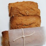 Lunch box Ideas: Homemade oven baked fruit bars recipe