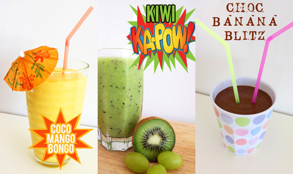 More Super Smoothie Flavours