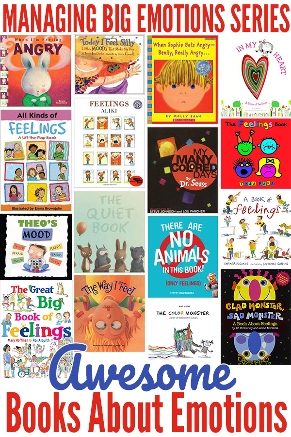 Fabulous Picture Books About Feelings