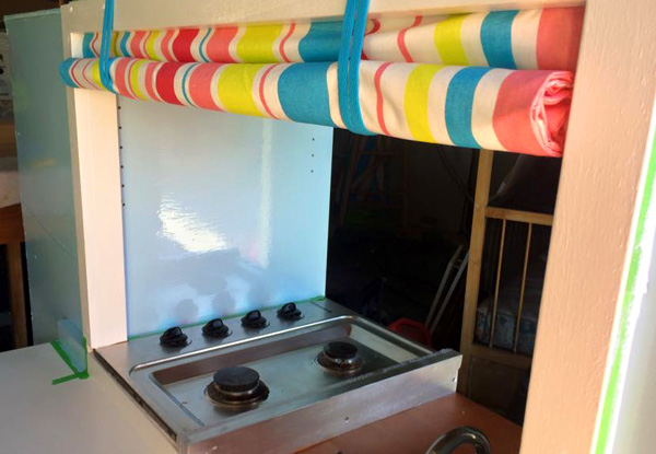 Make a DIY Play Diner from a TV Cabinet