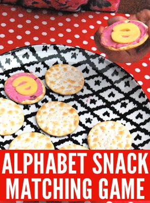 Alphabet-Matching-Game