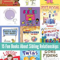 Best Books About Sibling Relationships