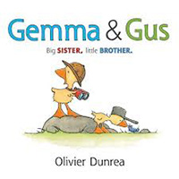 Fun kids books about siblings
