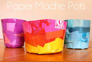 Paper-mache-for-Earth-Day