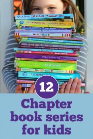12 Great Chapter Book Series for Young Readers
