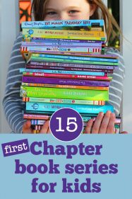 15 Chapter Book Series for Young Readers